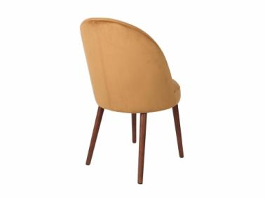 Dutchbone BARBARA velvet chair