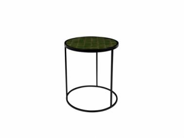 Zuiver GLAZED side table