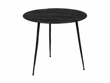 Dutchbone PEPPER black side table
