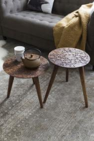 Dutchbone BY HAND side table