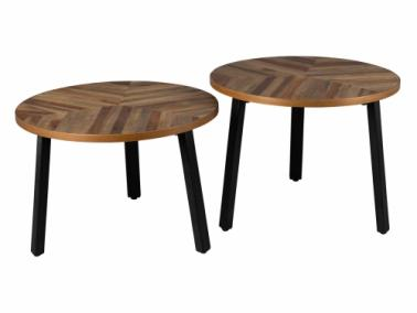 Dutchbone MUNDU set of side tables