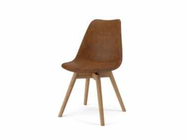 Tenzo GINA BESS leather textile chair
