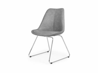 Tenzo GINA LIAM leather textile chair