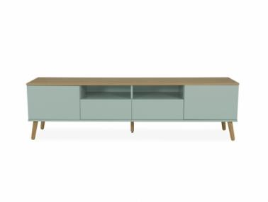 Tenzo DOT TV bench | 2D 2Dr