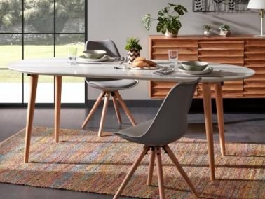 La Forma OAKLAND 120 extendable table