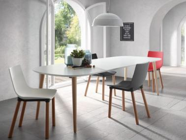 La Forma OAKLAND 160 extendable table