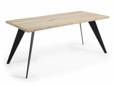 La Forma NACK oak dining table