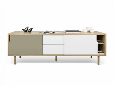 Temahome DANN 201 sideboard with wooden legs