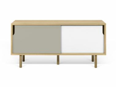 Temahome DANN 135 sideboard with wooden legs