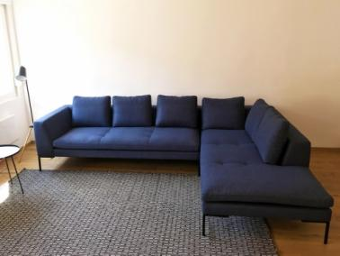 Theca LOANO showroom sofa