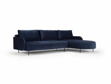 Kragelund ASKOV ROUND 2 sofa with metal legs