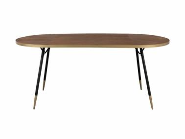 DENISE oval dining table