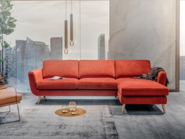 Furninova SMILE lounger sofa