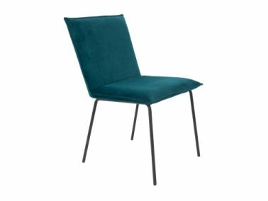 FLOKE velvet chair