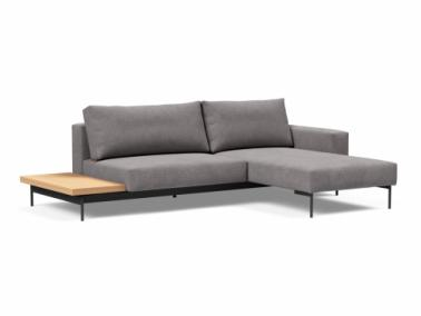 Innovation BRAGI sofabed with side table