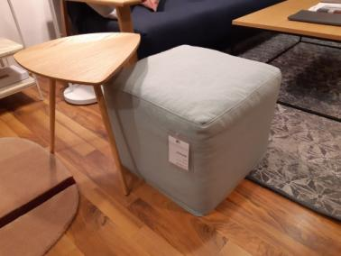 Furninova PRALINE pouf - showroom