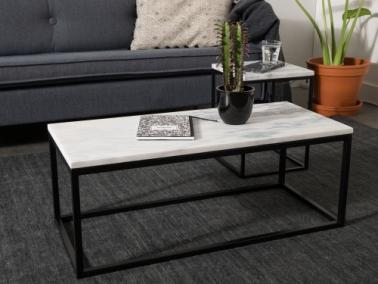 Zuiver MARBLE POWER coffee table