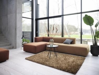Theca REGGELLO corner sofa with open end