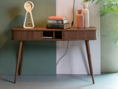 Zuiver BARBIER console table | walnut
