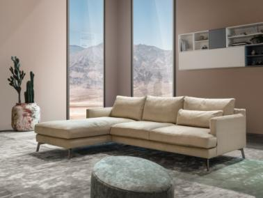 Furninova SAGA lounger sofa