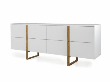 Tenzo BIRK sideboard with drawers
