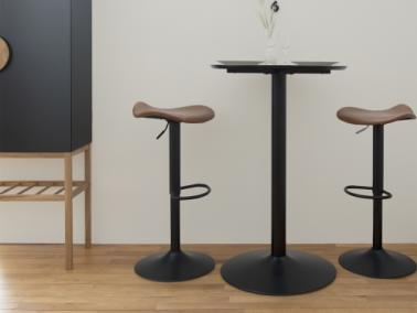 Tenzo BASSO round bar table