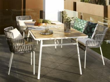 La Forma ROBYN 160 dining table