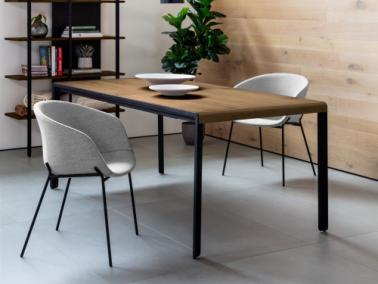 La Forma NADYRIA extendible dining table