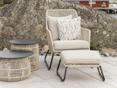 Brafab MIDWAY outdoor armchair