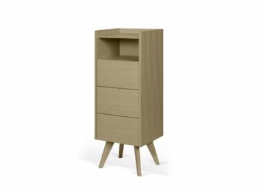 Temahome MARA chest of drawers with wooden legs