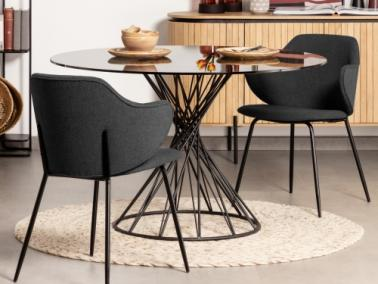 La Forma NIUT round dining table
