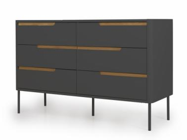 Tenzo SWITCH 6 drawer sideboard