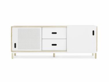 Normann Copenhagen KABINO sideboard | 2 doors, 2 drawers