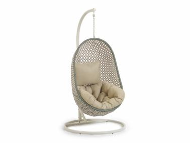La Forma CIRA hanging chair with base