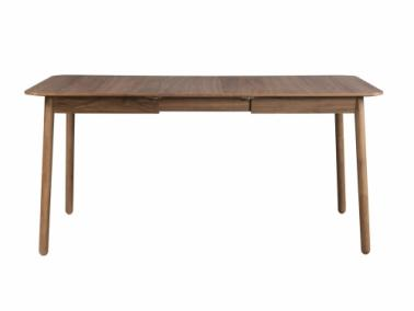 Zuiver GLIMPS extendable dining table | walnut