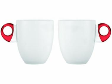 Guzzini ART&CAFÉ FEELING set of two mugs