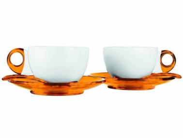 Guzzini CAPPUCCINO/TEA set of cups - 2 pcs