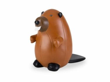 Züny BEAVER doorstopper or bookend