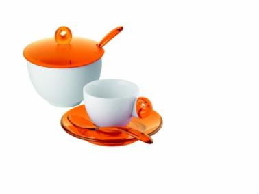 Guzzini ESPRESSO set for 2 persons