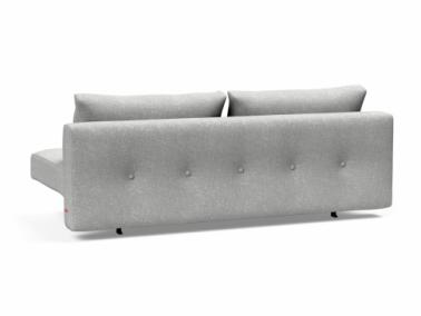 Innovation RECAST sofabed with light wood legs